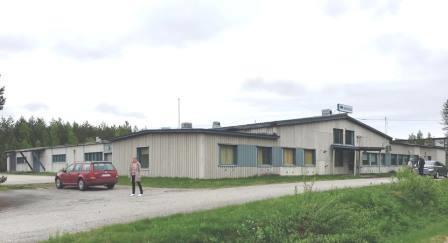 Sinisalo fabriek